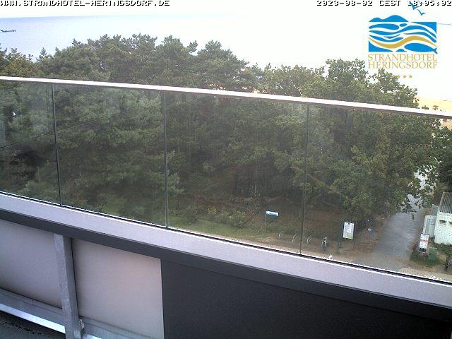 Usedom Webcam Strandhotel Heringsdorf -